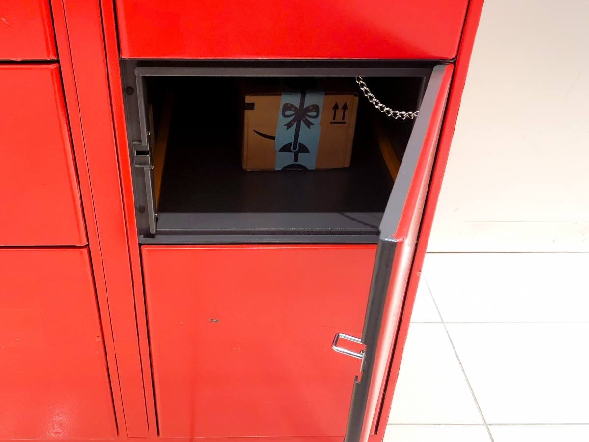 We compared Amazon's lockers and Walmart's pickup towers to