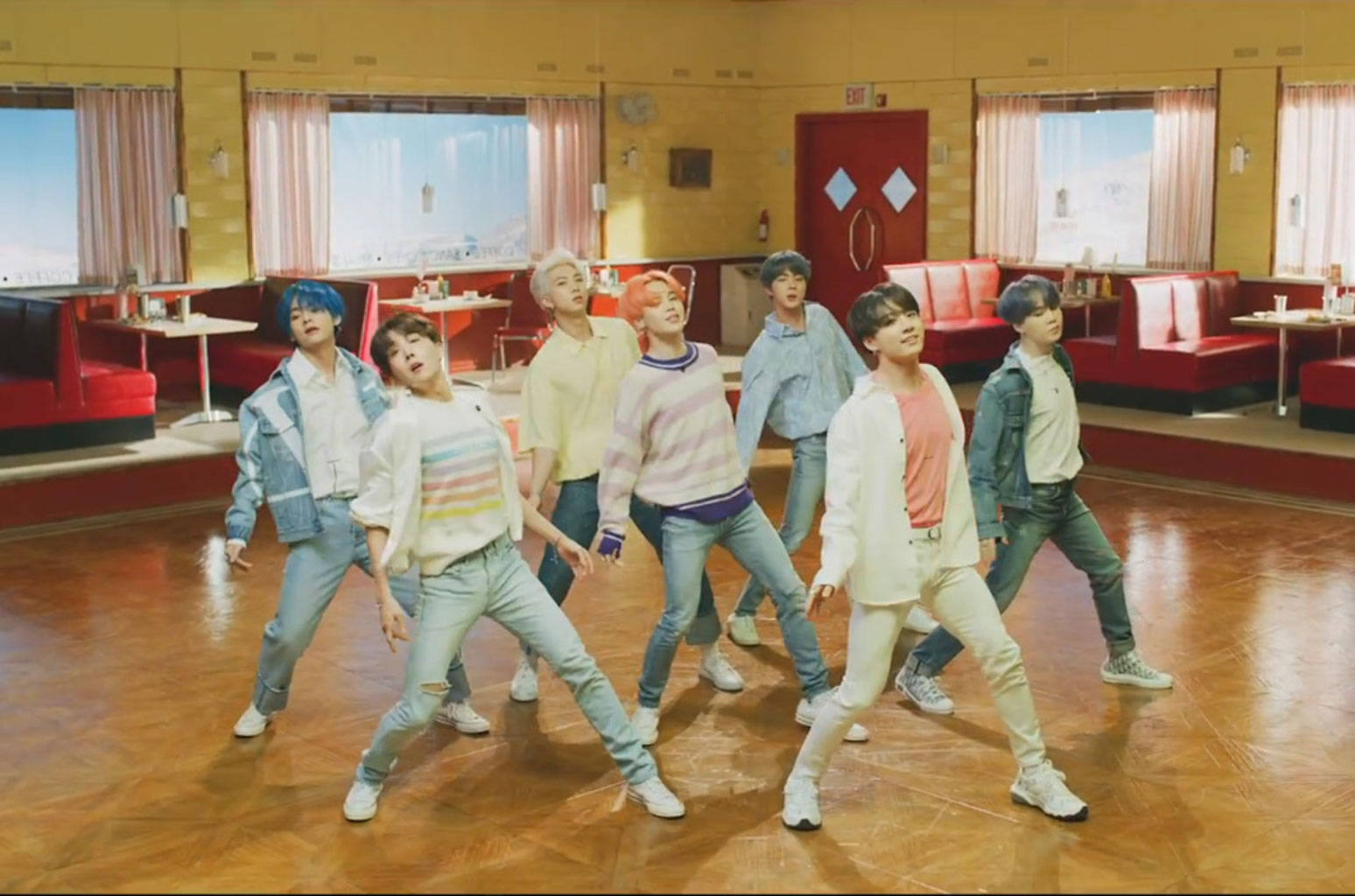 BTS' 'Boy With Luv' Fastest Video To Top 100mil YouTube Views